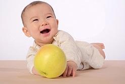 赤ちゃんコルクマット