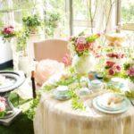 花を飾って部屋を開運する!効果的な色で運気upするフラワー風水
