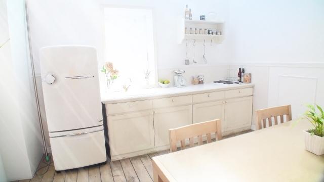 冷蔵庫のキッチン風水