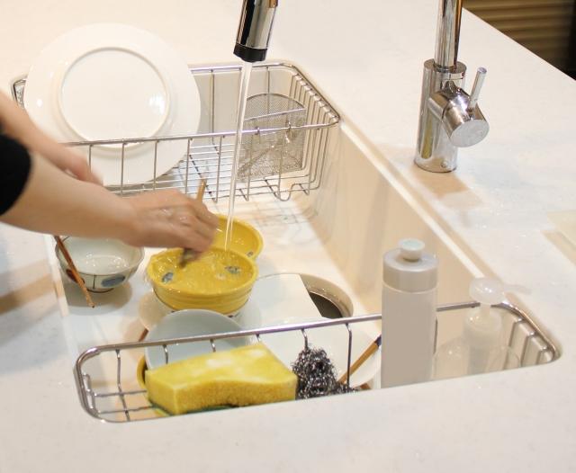 運がよくなるキッチン掃除