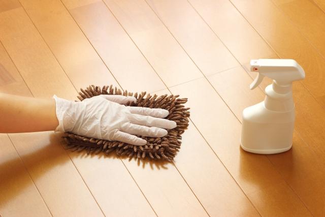 リビングの掃除で開運する方法