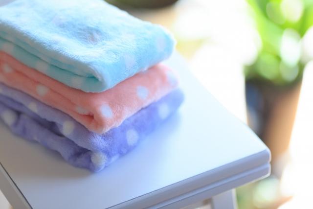 タオルのカラー風水